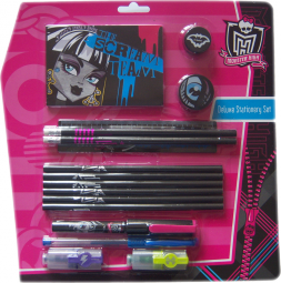 Monster High - Stifteset