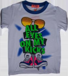 All Eyes on my Kicks - T-Shirt