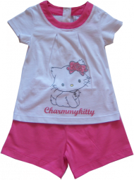 Hello Charmmy Kitty Baby shirt & short