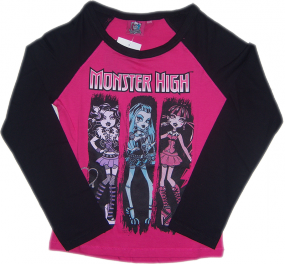 Monster High - Langarmshirt