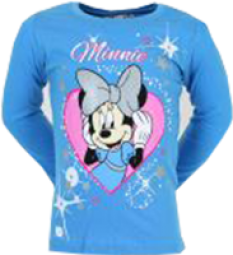 Minnie Mouse Langarmshirt