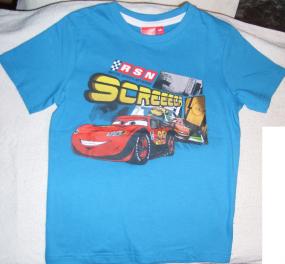 Cars Tshirt