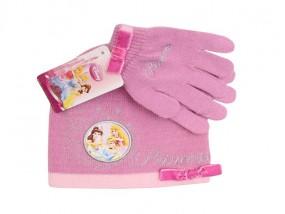 Disney Princess Mütze + Handschuhe