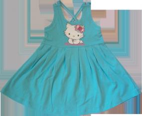 Hello Charmmy Kitty Kleid