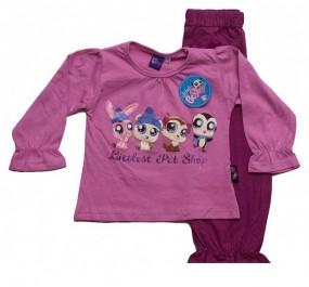 Littlest Pet Shop Schlafanzug (lang)