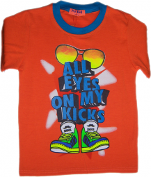 All Eyes on my Kicks - T-Shirt