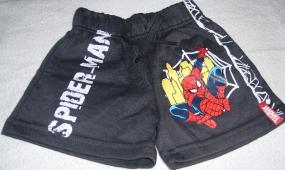 Spiderman kurze Hose
