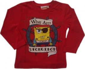 Sponge Bob - Langarmshirt