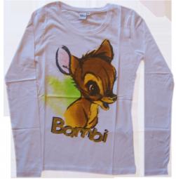 Bambi Langarmshirt