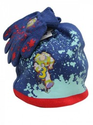 Toy Story Wintermütze + Handschuhe