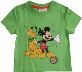 Mickey Mouse Baby-Shirt