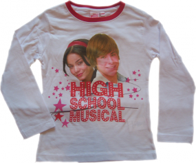High School Musical Langarmshirt