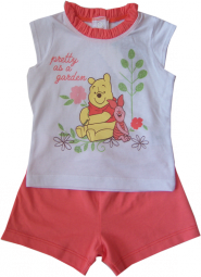 Winnie The Pooh Top & short (Baby)