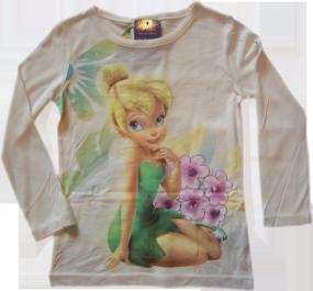 Tinkerbell - Langarmshirt