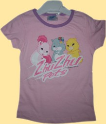 ZhuZhu Pets – T-Shirt