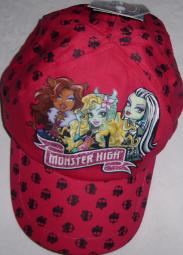 Monster High Cap