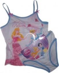 Disney Princess Unterwäsche Set – mit Glitzer