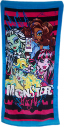 Monster High - Badehandtuch