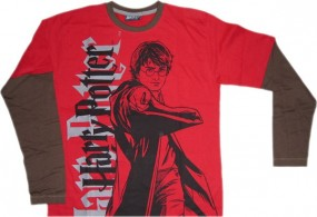 Harry Potter - Langarmshirt