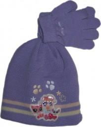 Littlest Pet Shop Mütze & Handschuhe