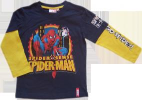Spiderman Langarmshirt
