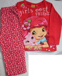 Emily Erdbeer Schlafanzug