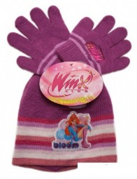 Winx Club Mütze & Handschuhe