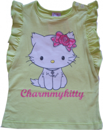Hello Charmmy Kitty Baby-Shirt