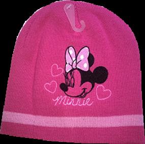 Minnie Mouse Wintermütze