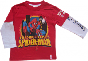 Spiderman Langarmshirt