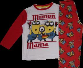 Minions Schlafanzug